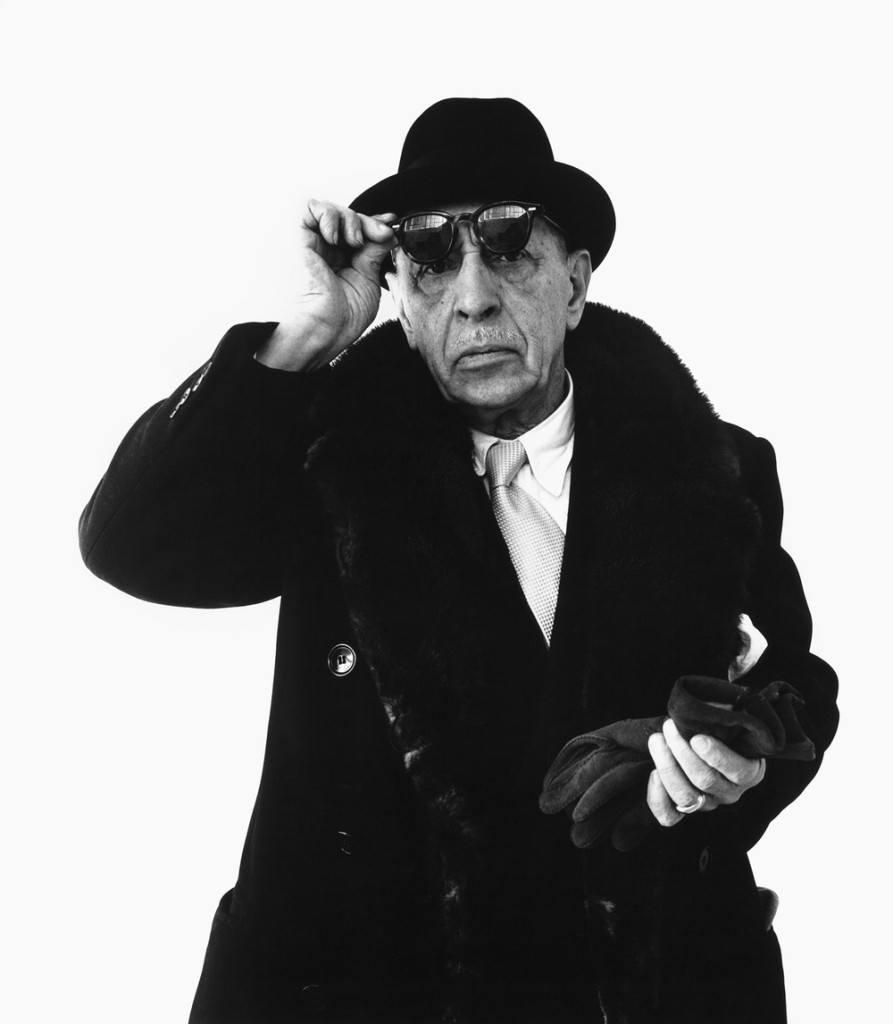 anh-chan-dung-Igor-Stravinsky-by-Richard-Avedon