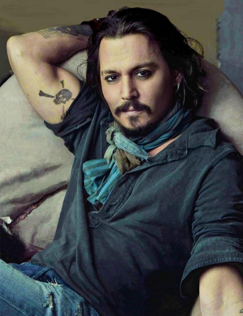 anh-chan-dung-Johnny-Depp-by-Annie-Leibovitz