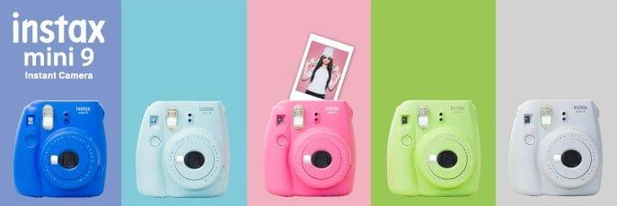 may-anh-chup-lay-ngay-Fujifilm-Instax Mini 9